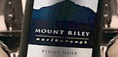 Mount Riley Pinot Noir 2015