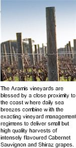 About Aramis Wines