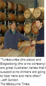 About Bidgeebong Wines