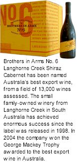 About Brothers in Arms Winery