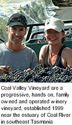 More About Coal Valley Vineyard Winery