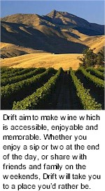 More on the Drift Winery