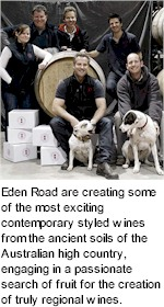 More About Eden Road Wines