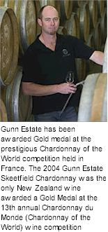 More About Gunn Estate Wines