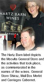 About Hartz Barn Winery