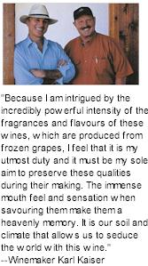 More About Inniskillin Wines