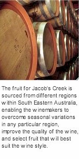 About Jacobs Creek Wines