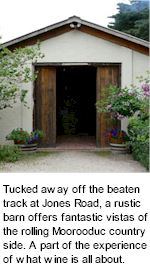 About Jones Road Winery
