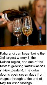 More About Kahurangi Winery