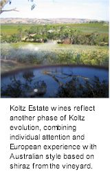 About the Koltz Winery