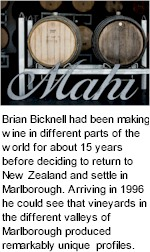 More About Mahi Winery
