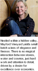 About the Mayford Winery