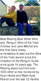 About the Mitchell Winery