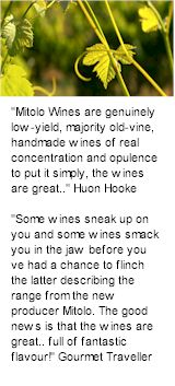 More About Mitolo Wines