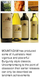 About Mountadam Wines