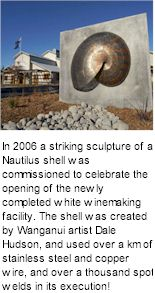 About Nautilus Wines
