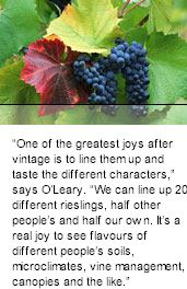 More About OLeary Walker Wines
