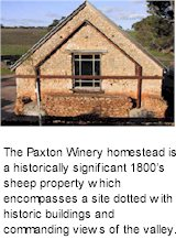 About Paxton Winery