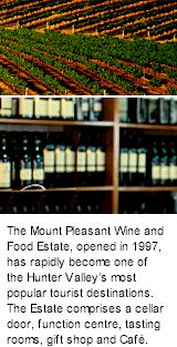 More About Mount Pleasant Winery