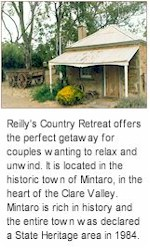 More on the Reillys Winery
