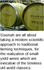 About Soumah Wines