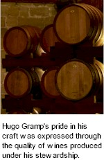 About the St Hugo Winery