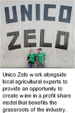 About Unico Zelo Wines