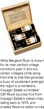 More About Voyager Estate Wines