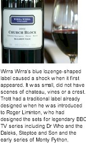 More About Wirra Wirra Wines