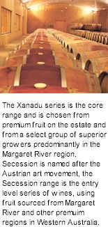 More on the Xanadu Winery