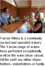 About Yarran Wines
