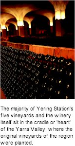 About the Yering Station Winery