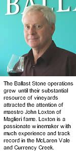 About Ballast Stone Winery
