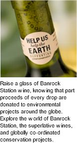About Banrock Station Wines
