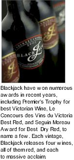 About the Blackjack Winery
