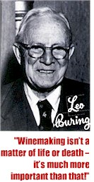 About Leo Buring Wines