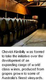 About Cheviot Bridge Wines