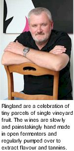 About Chris Ringland Winery