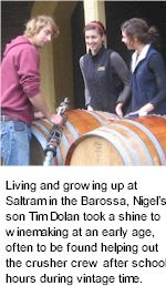 More on the Dolan Winery