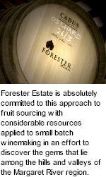 More About Forester Estate Winery