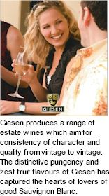 About Giesen Winery