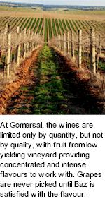 About the Gomersal Winery