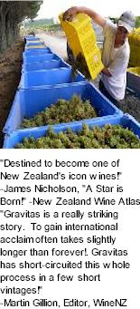 About Gravitas Winery