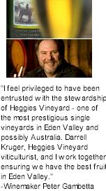 More About Heggies Winery