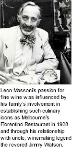 About the Massoni Winery