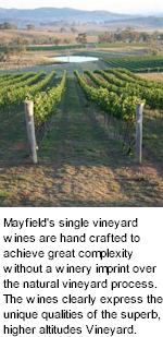 About Mayfield Winery