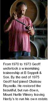 About Geoff Merrill Wines