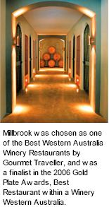 More About Millbrook Winery