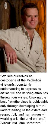 More About Mitchelton Winery