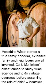 About Monichino Wines